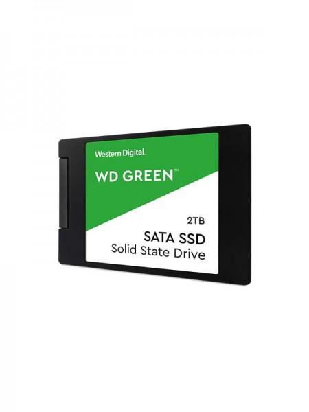 WD 2TB Green 3D NAND PC SSD - SATA III 6 Gb/s 2.5&