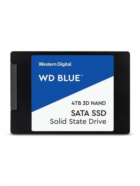 WD 4TB Blue 3D NAND PC SSD - SATA III 6 Gb/s 2.5&q