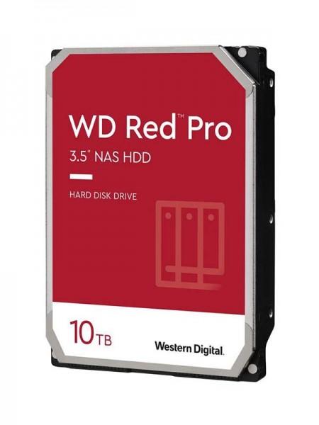 WD Red Pro 10TB NAS HDD, 7200rpm, SATA 6 Gb/s, 3.5