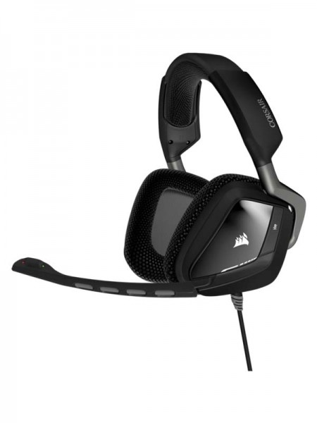 CORSAIR Gaming VOID USB RGB Gaming Headset – Carbo