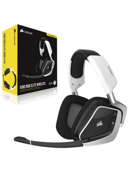 CORSAIR VOID RGB ELITE Wireless Premium Gaming Hea