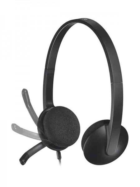LOGITECH H340 USB PC Headset   981-000507