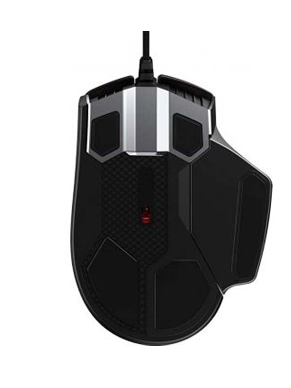 CORSAIR GLAIVE RGB PRO Gaming Mouse — Black | CH-9302211-NA