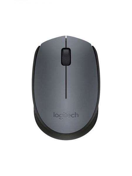 LOGITECH M170 Wireless Mouse, 2.4 GHz with USB Nan