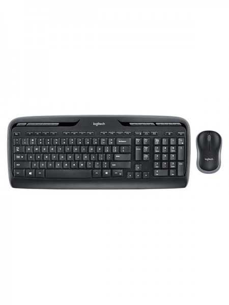 LOGITECH MK330 Wireless Keyboard and Mouse Combo |