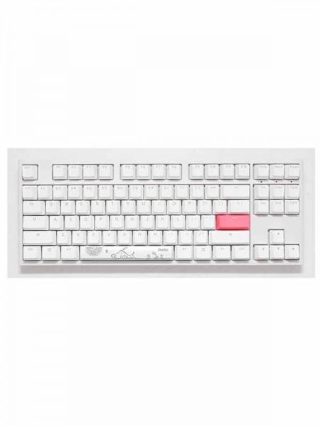 Ducky ONE 2 TKL RGB Cherry Silent Red RGB Switch W