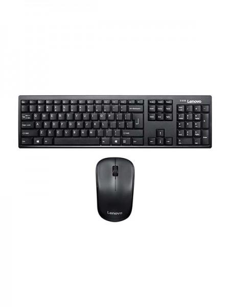 LENOVO 100 Wireless Keyboard & Mouse Combo (En