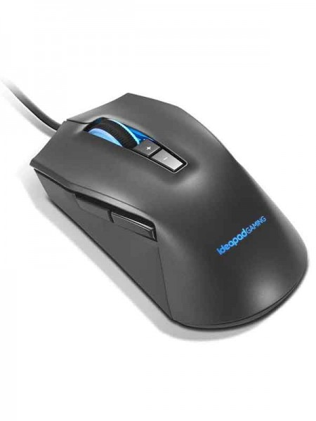 Lenovo IdeaPad M100 Gaming Mouse, Black - GY50Z719