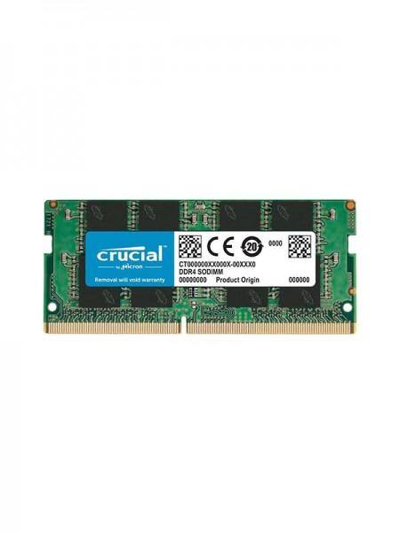 CRUCIAL 4GB Single DDR4 2666 MT/s (PC4-21300) CL19