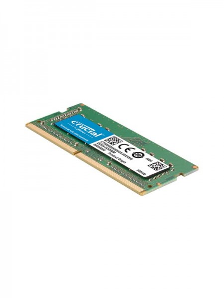 CRUCIAL 8GB Single DDR4 2666 MT/s (PC4-21300) CL19