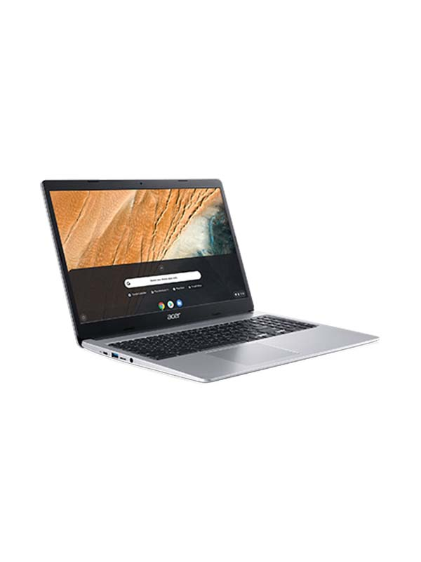 ACER Chromebook 315, CB315-3H-C2C3, Celeron® N4000 (1.10 GHz), 4GB, 32B SSD, Intel UHD 600 Graphics, 15.6 inches HD (1366 x 768), Chrome OS™ | NX.HKBAA.002