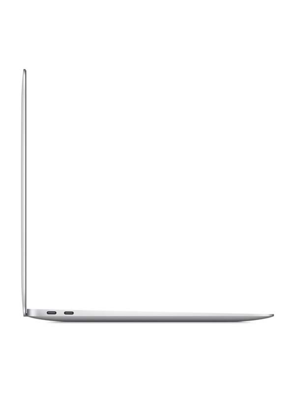 APPLE MacBook Air M1 8-Core, 8GB, 256GB, 13.3 inch (2560 x 1600), Silver with macOC   MGN93LL/A
