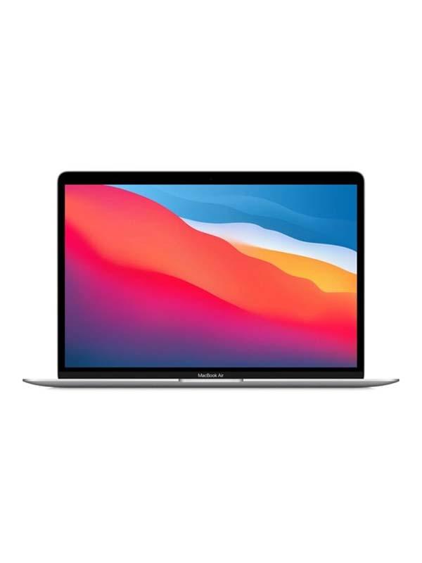 APPLE MacBook Air M1 8-Core, 8GB, 512GB SSD, 13.3 inch (2560 x 1600), Silver with macOC   MGNA3LL/A