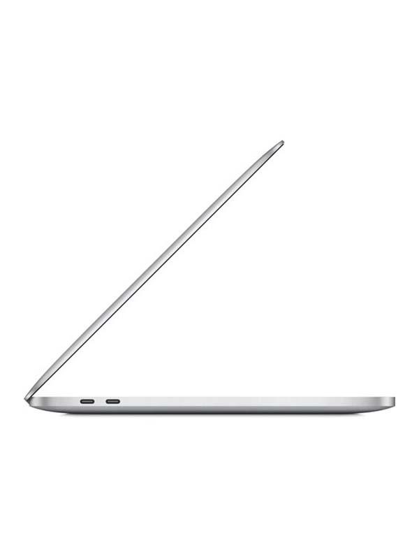 APPLE MacBook Pro M1 8-Core, 8GB, 256GB SSD, 13.3 inch (2560 x 1600), Silver with macOC | MYDA2LL/A
