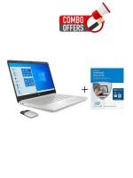 HP 14-CF2033WM, Pentium Silver N5030 (1.1GHz), 4GB, 128GB SSD, 14 inch HD (1366X768) with Windows 10 Home (S Mode) + Mouse Bundle | 3V7G4UA#ABA