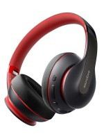 Anker Soundcore Life Q10 Wireless Bluetooth Headphones, Red & Black with Warranty