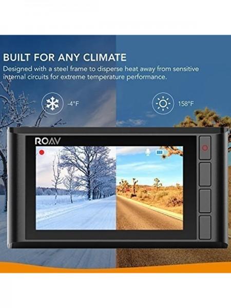 Anker Roav C2 Pro Dash Cam, Black with Warranty