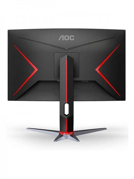 "AOC CQ27G2 27"" Super Curved Frameless Gaming"
