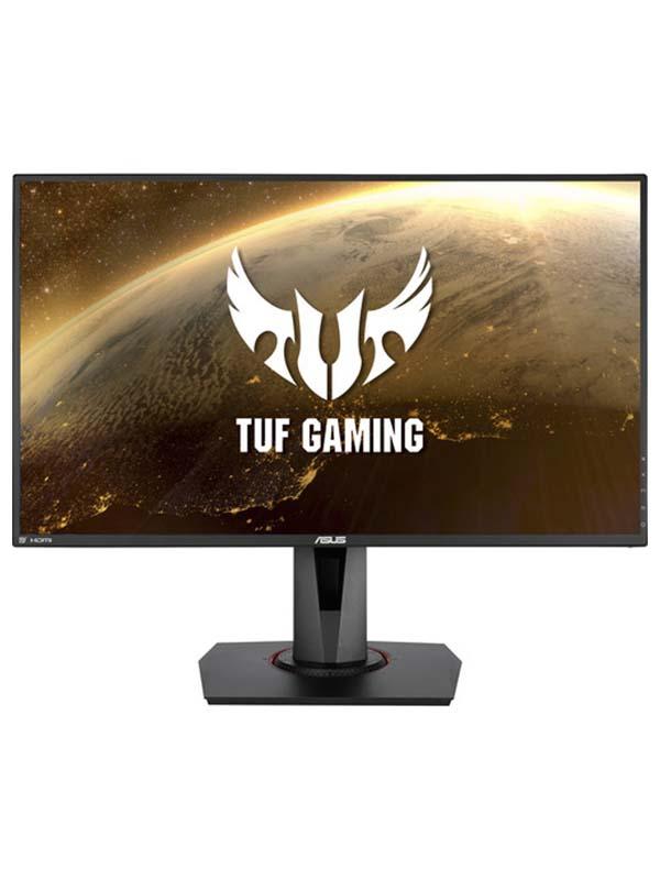 ASUS 27 inch Full HD (1920 x 1080) TUF Gaming VG279QM HDR Gaming Monitor-Fast IPS, Overclockable 280Hz (Above 240Hz, 144Hz), 1ms (GTG), ELMB SYNC, G-SYNC Compatible, Display HDR 400 | TUF Gaming VG279QM