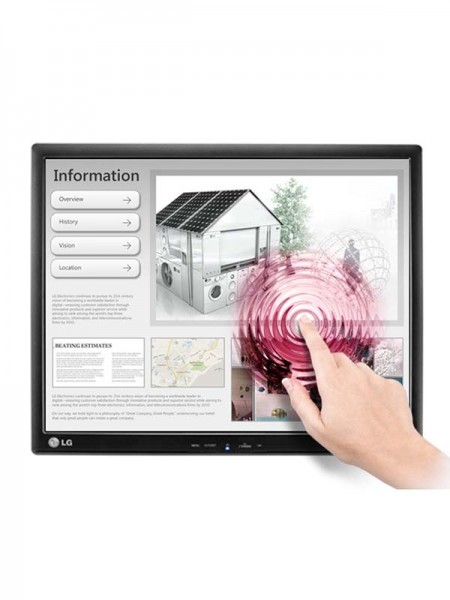 LG 19MB15T 19'' IPS Touch Screen Monitor | 19MB15T