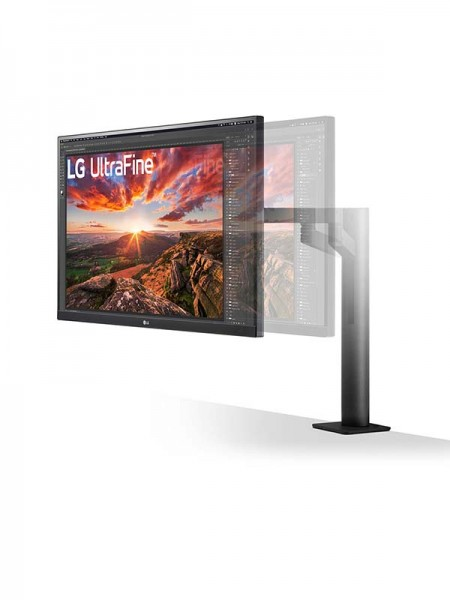 LG 27UN880-B, 27 inch UltraFine UHD, IPS, USB-C, H