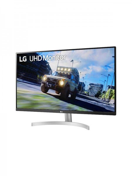 LG 32UN500-W, 32 inch UHD HDR Gaming Monitor with
