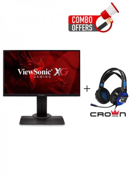 ViewSonic XG2705 27 Inch 1080p 1ms 144Hz Frameless