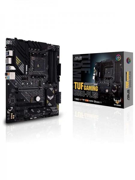AMD B550-PLUS (Ryzen AM4) ATX gaming motherboard