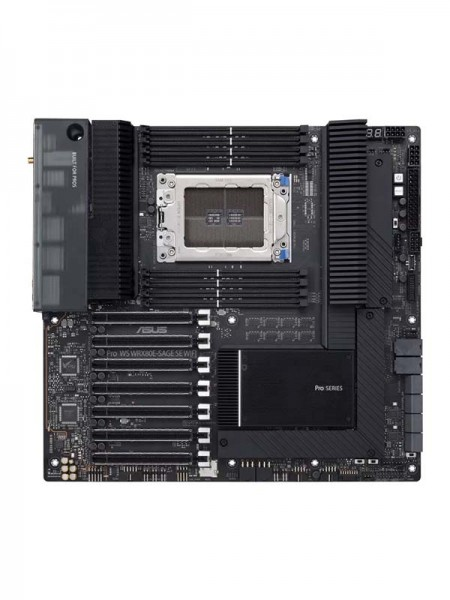 ASUS Pro WS WRX80E-SAGE SE WIFI, AMD WRX80 Ryzen T