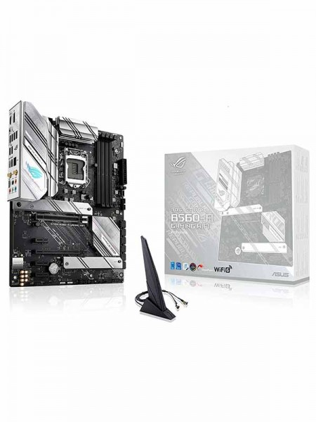 ASUS ROG Strix B560-A Gaming WiFi Motherboard - In