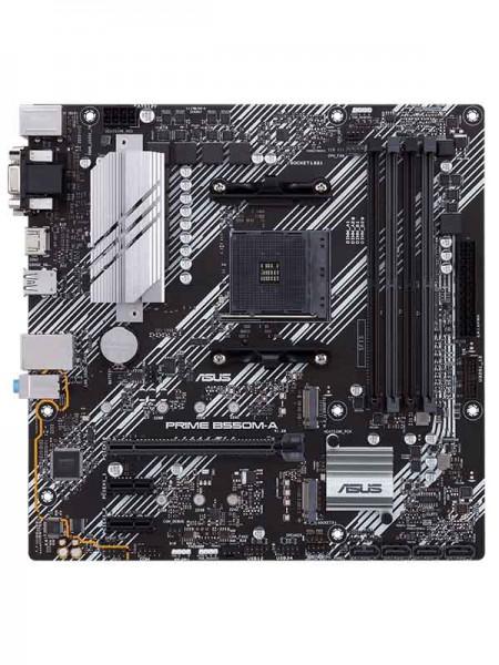 Asus Prime B550M-A Motherboard, AMD B550 (Ryzen AM