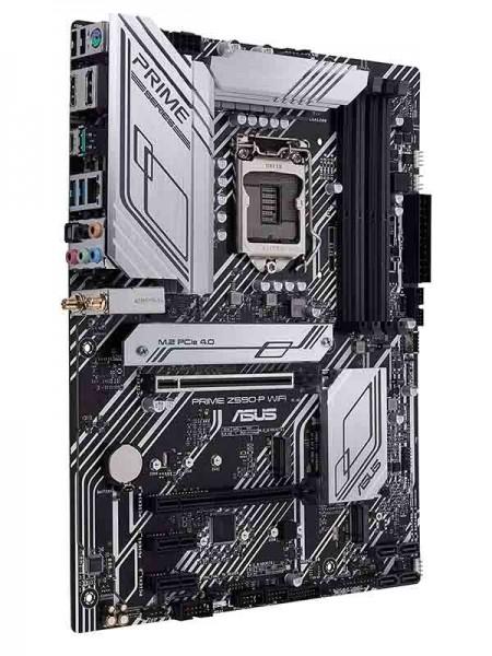 Asus Prime Z590-P WIFI - Intel Z590 Chipset, Intel
