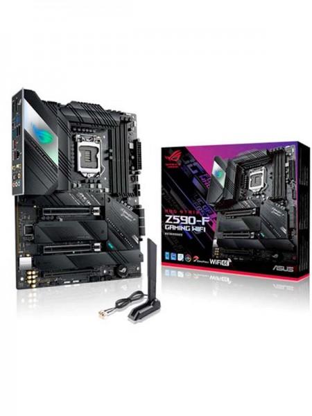 Asus ROG Strix Z590-F Gaming WiFi, 128GB DDR4, 480