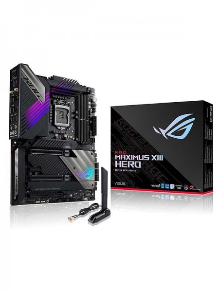 Asus Rog Maximus XIII Hero, Z590 Intel (WiFi 6E) A