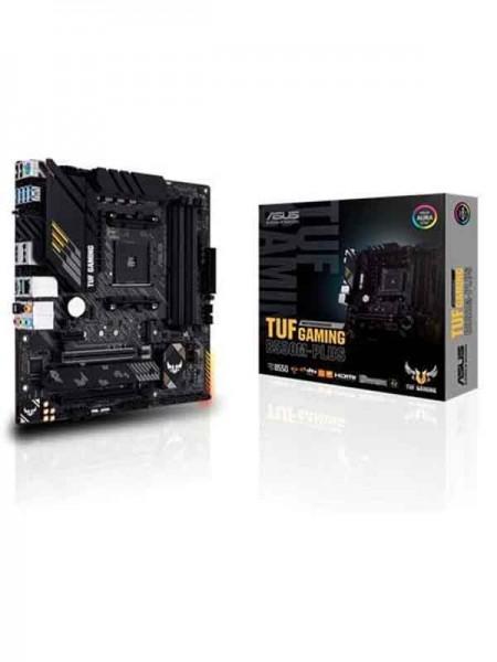 Asus TUF Gaming B550M-PLUS Motherboard, AMD B550 (