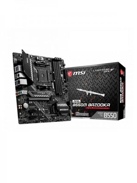 MSI AMD B550 MOTHERBOARD MAG B550M BAZOOKA | MAG B