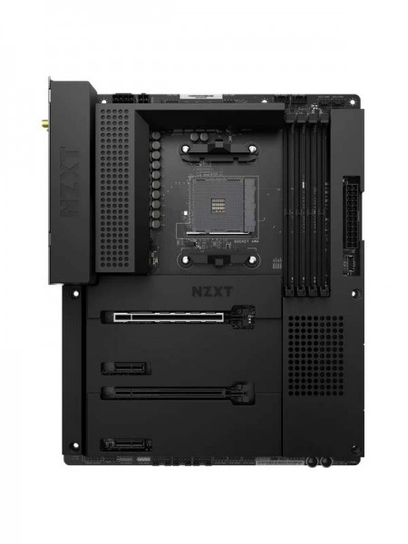 NZXT N7 B550 AMD Motherboard with Wi-Fi and NZXT C