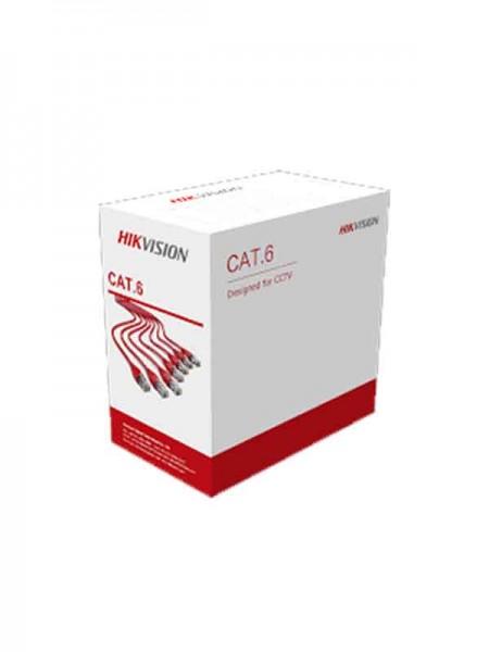 HIK VISION DS-1LN6U-G CAT6 UTP 23AWG Solid Copper