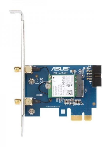 ASUS PCE-AC55BT Dual-Band Wireless-AC1200 Bluetoot