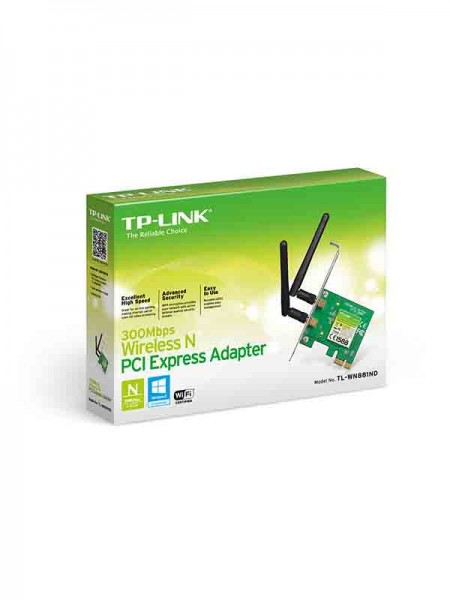 TP-LINK TL-WN881ND 300Mbps Wireless PCI Express Ad