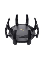 ASUS RT-AX89X, 12-stream AX6000 Dual Band WiFi 6 (802.11ax) Router, Supporting MU-MIMO and OFDMA Technology with AiProtection Pro Network Security   RT-AX89X