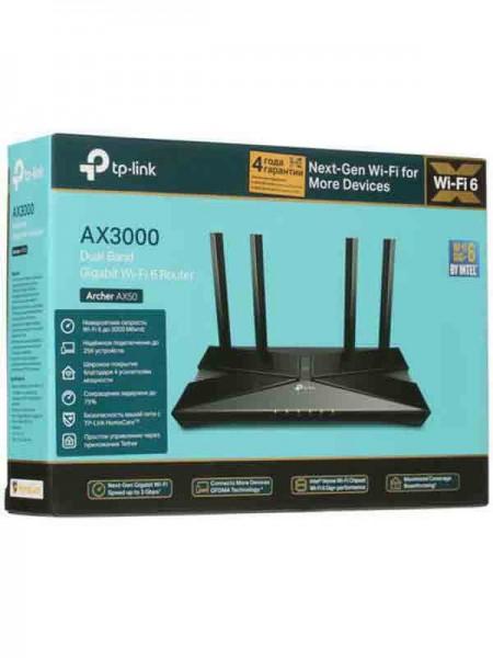 TP-LINK AX3000 Archer AX50 Dual Band Gigabit Wi-Fi