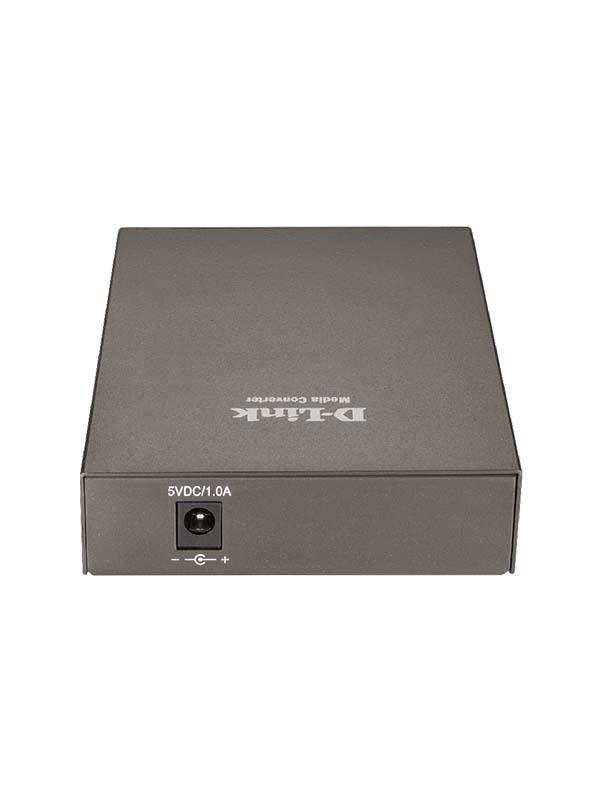 D-LINK 1000BASE-T to 1000BASE-SX (SC) 550 m Multi-mode Media Converter | DMC-700SC