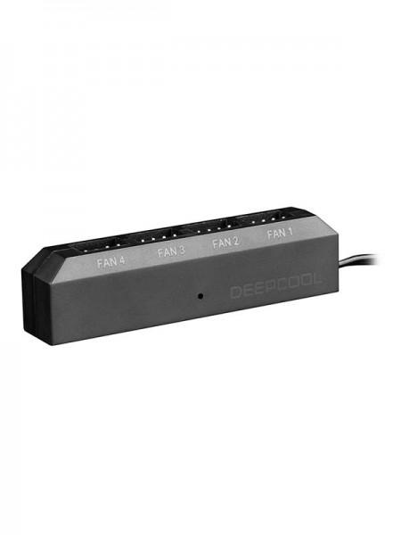 DEEPCOOL FH-04, 4-port Fan Hub with warranty | DP-