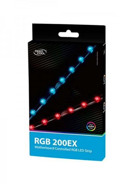 DEEPCOOL RGB 200 EX, High brightness Motherboard C