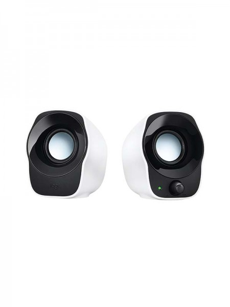LOGITECH COMPACT STEREO SPEAKERS Z120 USB Powered