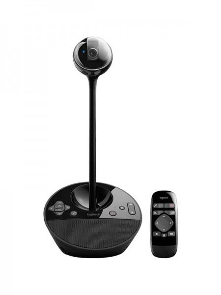 LOGITECH Conference Cam BCC950, 1080P FHD, Black |