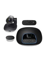 LOGITECH Group Video Conference System for Mid to Large-Sized Meeting Rooms   960-001057