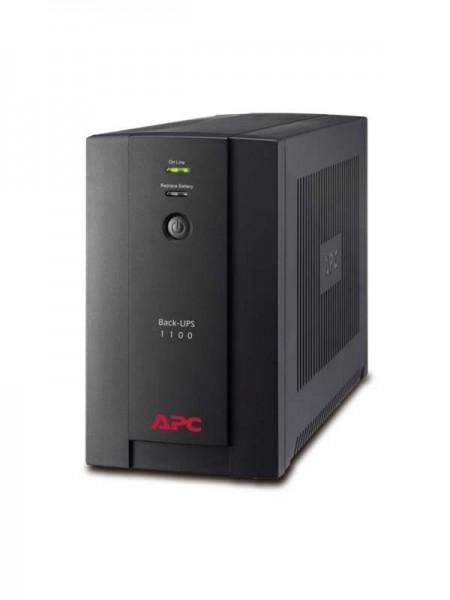 APC Back-UPS 1100VA, 230V, AVR, Universal and IEC