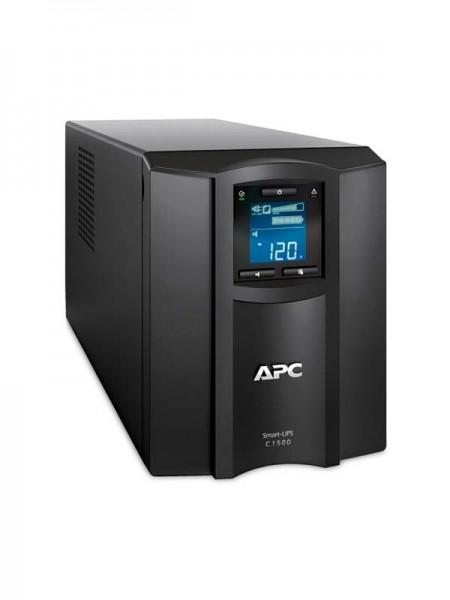APC Smart-UPS C 1500VA LCD 120V with SmartConnect